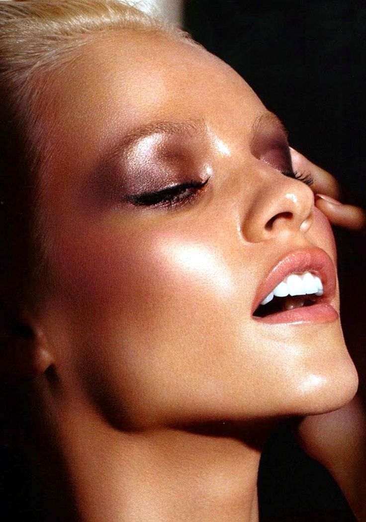 Ginta Lapina photographed by Francois Nars for Nars S/S 2012 _