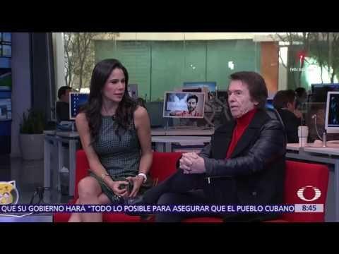 Raphael presenta su álbum Infinitos Bailes en Mexico 2016
