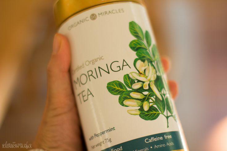 Detox Tea Moringa