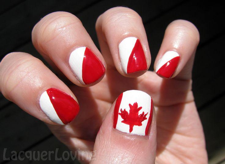 LacquerLoving: Happy Canada Day!