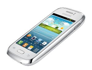 Samsung Galaxy Young S6310N screen unlock Android PIN 4 numbers preserving data