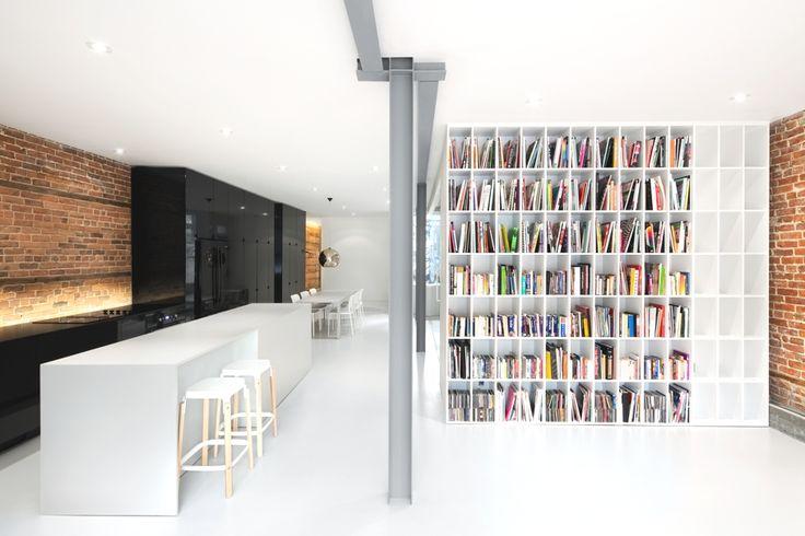 Een Canadees appartement ingericht met oude en nieuwe materialen Roomed   roomed.nl