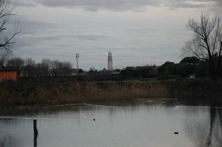 foto scattata dopo 1 km da Casier