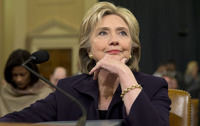 MORE RIGGED MEDIA! One of Hillary Clinton's emails from an archive recently released by WikiLeaks indicates that the former secretary of state cooperated with Google CEO Larry Page to block controversial Benghazi videos on YouTube.