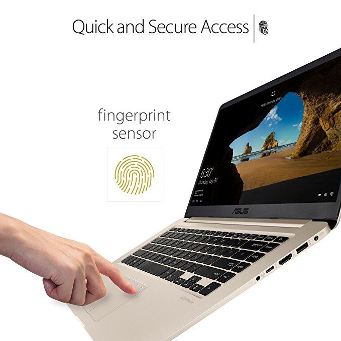 Amazon Com Asus Vivobook S Ultra Thin And Portable Laptop Intel
