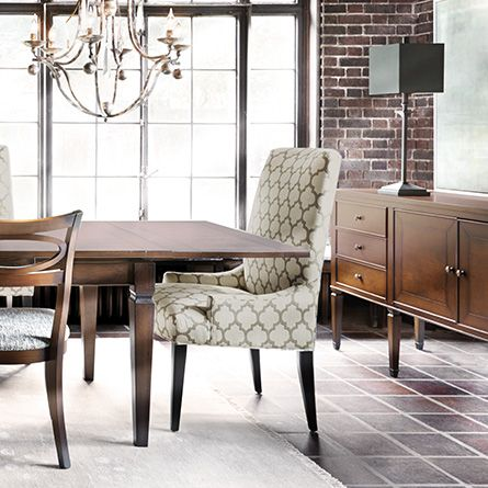 Our Versatile Platinum Dining Chair Collection Is Handcrafted By Dedicated  Upholstery Artisans, Who Combine The