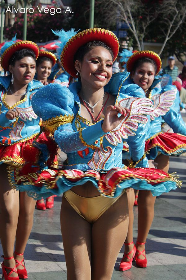 Carnaval Arica 2013 , Chile