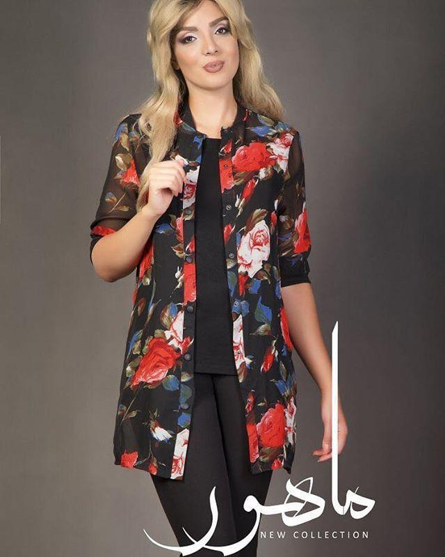 رويي حرير تک رنگ ژورنال سايز قيمت حراج تومان پست تومان جهت سفارش بصورت دایرکت در اینستاگرام و یا در تلگرام Chiffon Tops Blouses Fashion Fashion Dresses