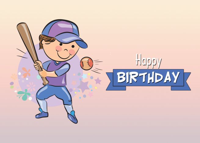 Cute Boy Playing Baseball Birthday Card Ad Affiliate Playing Boy Cute Card Baseball Birthday Birthday Cards Baby Shower Invitation Templates