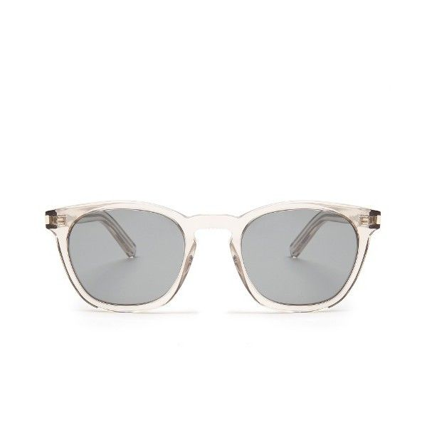 17 Best Ideas About Clear Sunglasses On Pinterest Round