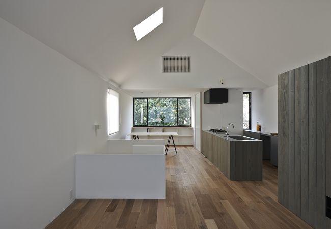 house in Denenchofu   イマジョウデザイン一級建築士事務所