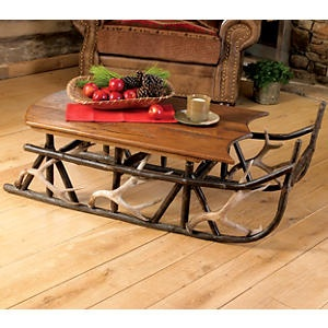 9 best Sleigh coffee table images on Pinterest