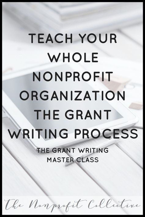 Learn how to write grants through this Grant Writing Master Course! You'll learn everything you need to know to get started grant writing for nonprofits.