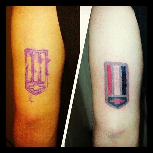 Tattoo Quotes Badges: Stafford Tattoo L13