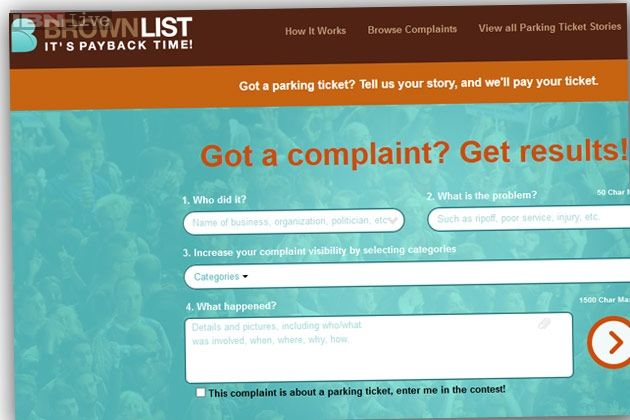 BrownList.com: Antivirus pioneer John McAfee unveils a complaint website; gives people a place to vent their anger