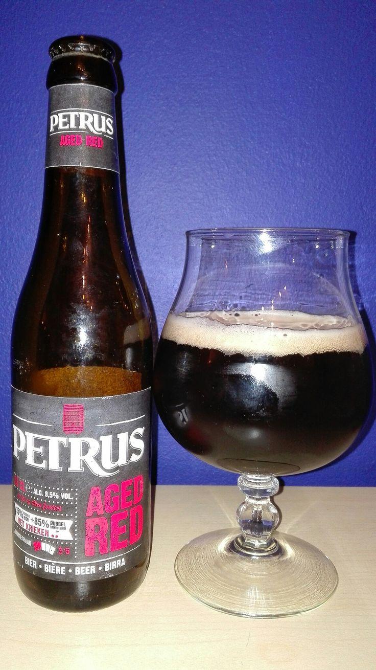 Petrus Aged Red - Brouwerij De Brabandere, Bavikhove #belgianbeer #bierebelge
