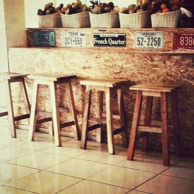 Kedai Jus | Just Juice Bar, Yogyakarta