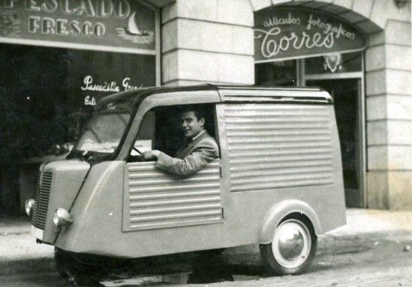 MYMSA 3R Rana, 1955