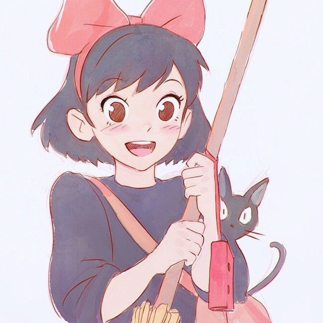 Kiki's Delivery Service, ★ || CHARACTER DESIGN REFERENCES (https://www.facebook.com/CharacterDesignReferences & https://www.pinterest.com/characterdesigh) • Love Character Design? Join the #CDChallenge (link→ https://www.facebook.com/groups/CharacterDesignChallenge) Share your unique vision of a theme, promote your art in a community of over 30.000 artists! || ★