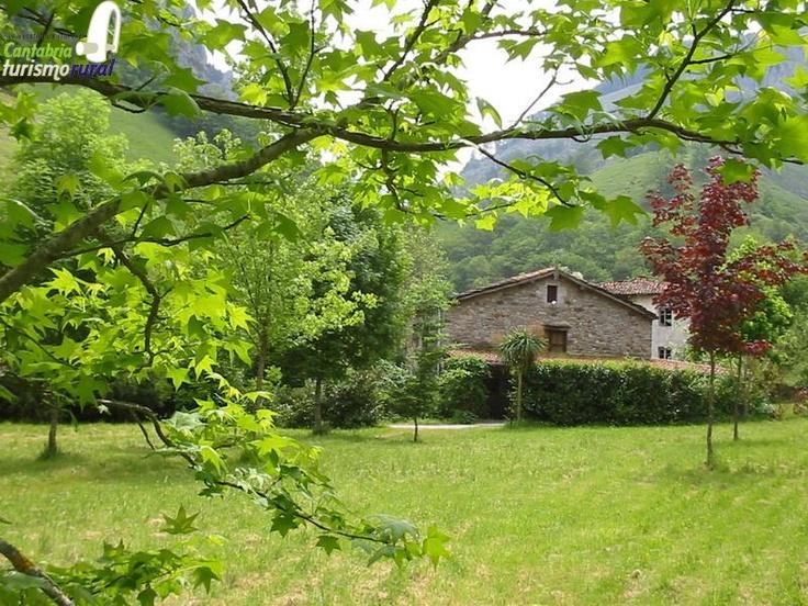 http://www.cantabriarural.com Camping Lunada #Cantabria