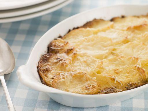 Gratin Dauphinois de Claudie - Recette de cuisine Marmiton : une recette