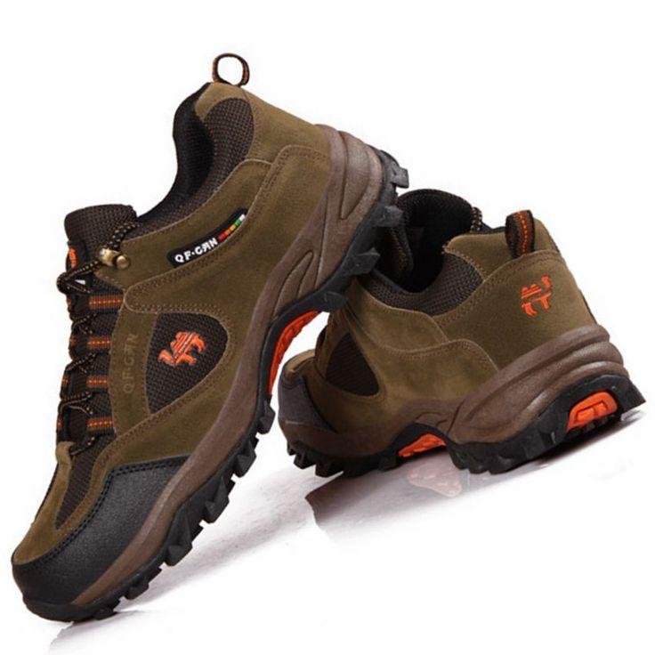 Мужчины спорта на открытом воздухе обувь дышащая мужчины походная обувь восхождение на горы обувь мужчины кроссовки senderismo zapatos hombre 315r