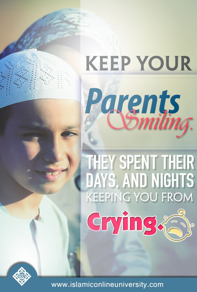 Our parents are blessings, don't delay showing them love. We don't know how long we have this blessing for. May Allah grant our parents with the highest ranks in Jannah. Ameen.