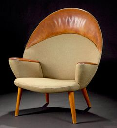 Hans J Wegner  #chair #design (although perhaps in turquoise?)
