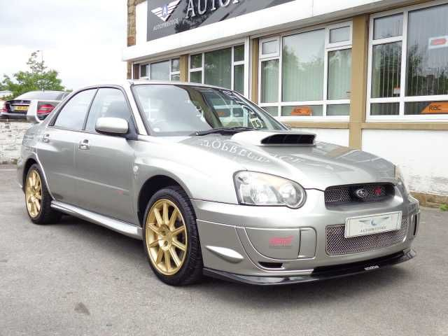used 2004 subaru impreza wrx for sale in pa