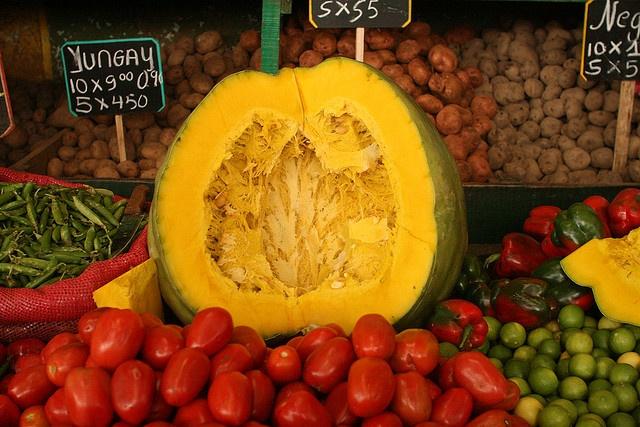 Typical food in the market, Lima, Peru. Repinned by Elizabeth VanBuskirk