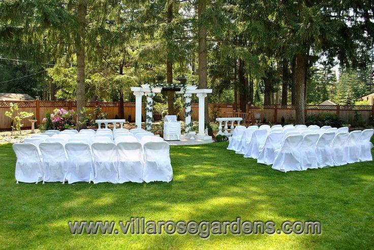 7 Best Images About Seattle Area Outdoor Garden Wedding Venue On Pinterest