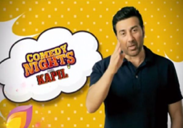 COMEDY NIGHTS WITH KAPIL | SUNNY DEOL|GHAYAL ONCE AGAIN:3RD JANUARY 2016 FULL EPISODE