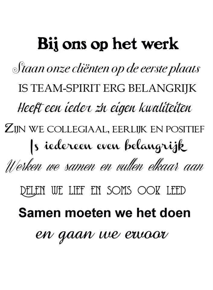 spreuken teamspirit 22 best Werk/opleiding images on Pinterest | Nurses, Nursing and  spreuken teamspirit