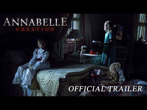 """ANNABELLE: CREATION  - Official Trailer """"Evil has it's beginnings."""" #AnnabelleCreation - In theaters August 11, 2017. 