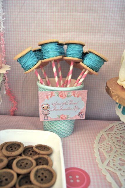 """Photo 6 of 35: Lalaloopsy Party / Birthday """"Lolaloopsy Suzetta La Sweet Tea Party""""   Catch My Party"""