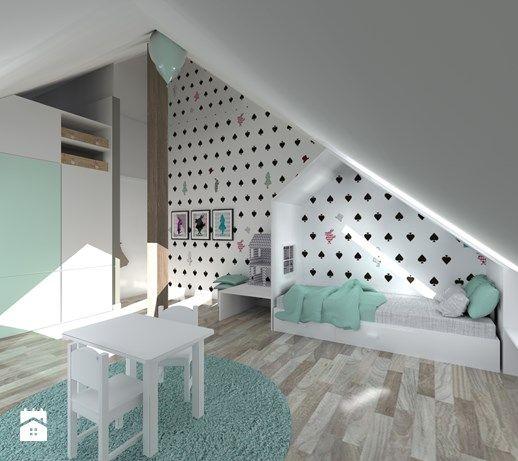 Pokój dziewczynki - zdjęcie od Kadoka Architekci