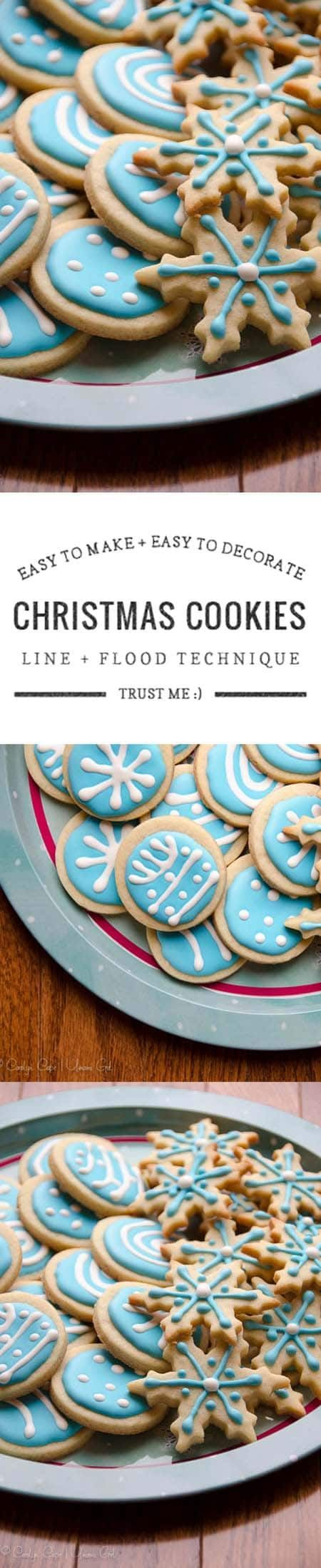 When it comes to holiday baking, I'm all about the ratios — and I don't mean ingredient ratios. I mean I'm looking for a very high ratio of cookie fabulousness to time, effort and skill level required. This used to mean I would shy away from cookie recipe