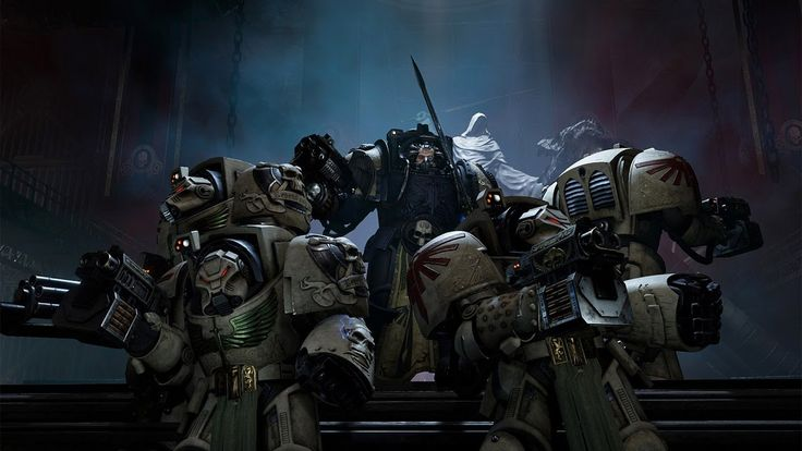 Space Hulk Deathwing First Gameplay Trailer