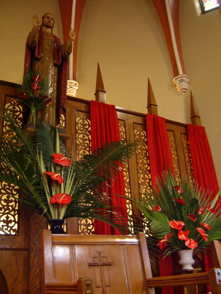 palm sunday decorations