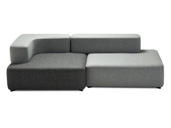 Fritz Hansen Alphabet Two Seater Sofa