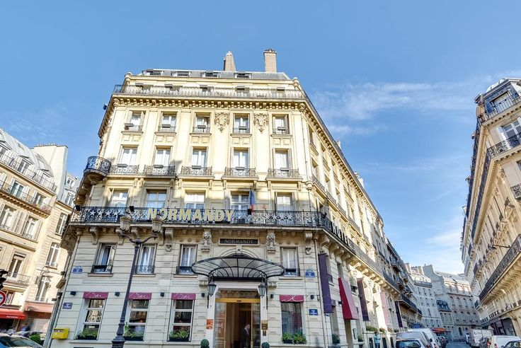 Just a stone's throw from the world-famous Louvre Museum and the beautiful and lively Jardin des Tuileries, the Normandy Hotel brings you the charm of the...