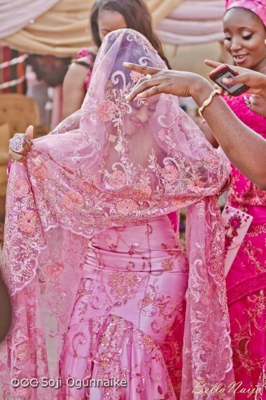 Traditional Nigerian Wedding - Gown