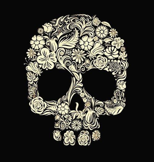 skull tattoo   Tumblr