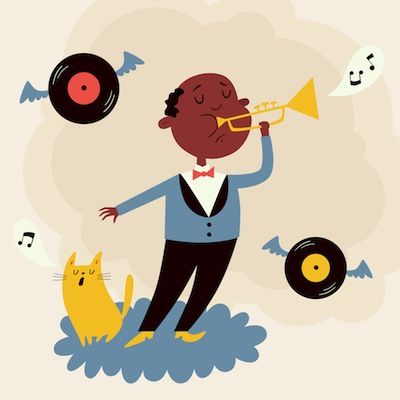 El músic de carrer! #sortirambnens