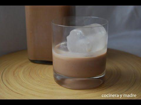 crema de whisky o baileys casero - YouTube