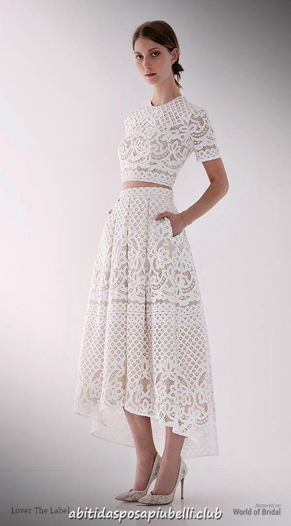 Lover The Label 2018 Abiti da sposa White Magick Collection  abiti   collection  label  lover  magick  sposa  white 8962cadfe0d