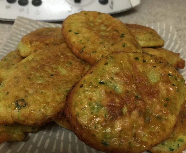 Recipe Zuchini Fritters by terri_78 - Recipe of category Side dishes