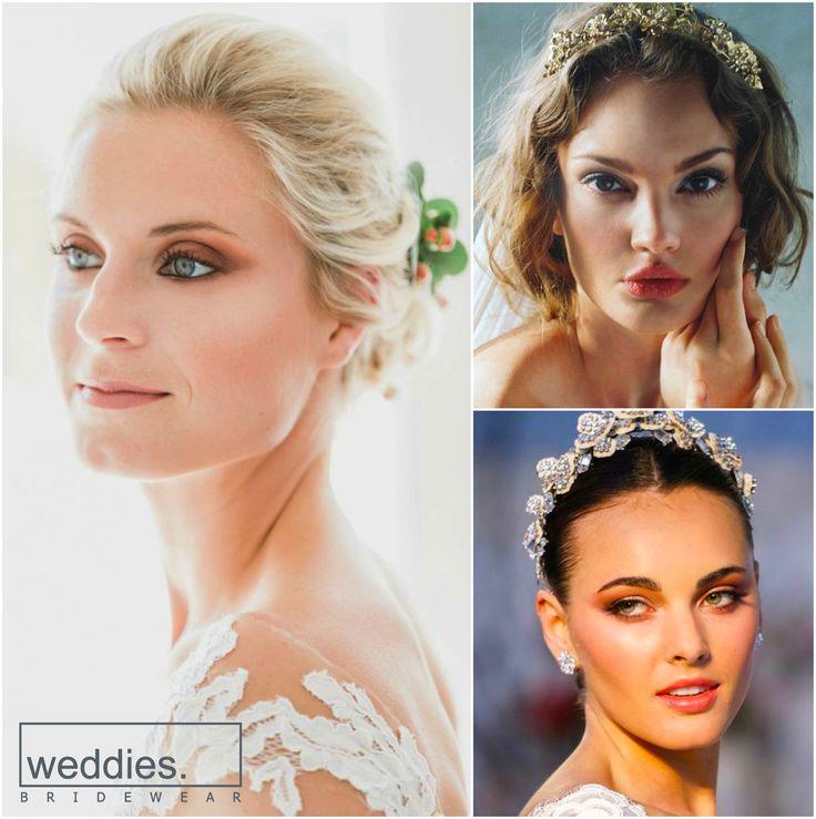 Saç renginiz, ten renginiz, gelinliğiniz, saçınız ve hatta düğün konseptiniz makyajınıza karar verirken etkili olması gereken etkenler ama unutmamak gerekir ki şartlar ne olursa olsun, bir geline en çok yakışanı; en sadece ve abartısız olanı! 🍀  Your hair color, skin tone, wedding dress, hair style and even your wedding theme can both effect your make up style. Despite all those affects, according to us; the best is still the simplest and not overrated one! 🍀