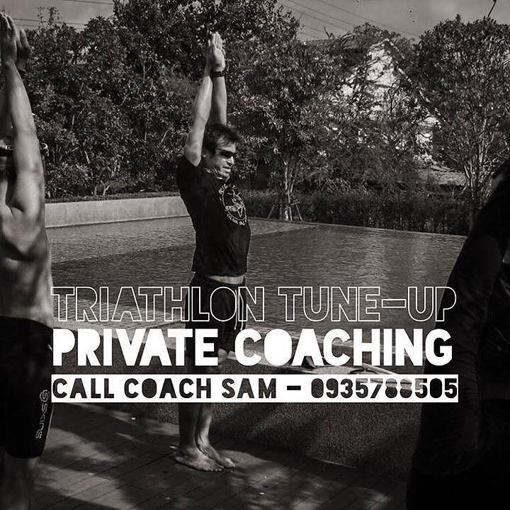 "Killer #Coaching Combo: 5 #private sessions  1 month free personalized #plan for 10000. Call #Coach Sam to book your first Tune-Up session.  Package พเศษการฝกซอมไตกฬาสำหรบมอใหม ""Killer Coaching Combo"" - ฝกซอม กบโคชแซม ดาราและนกไตรกฬามอโปรแนวหนาของไทย 5 session  แผนการฝกซอมสบายกฬาเฉพาะตว 1เดอน ราคา 10000    #trilife #Thailand #Bangkok #coaching #swimbikerun #triathletes #triathlon #ironmantraining #triathlontraining"