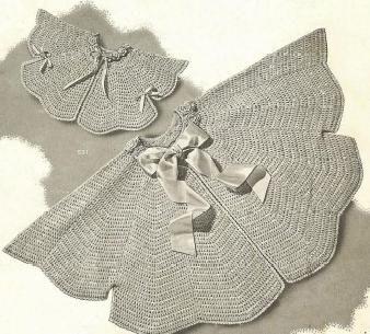 Crochet Créations pour bébé de Fleisher - Motif Crochet livre